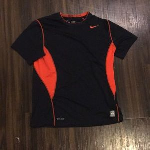 Nike Pro Combat Fitted Active Tee